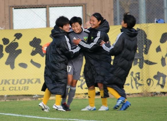 第28回全日本高等学校女子サッカー選手権大会 2回戦